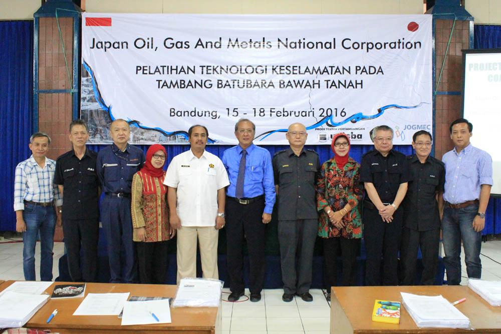 Foto bersama Pengisi SG - Japan Oil